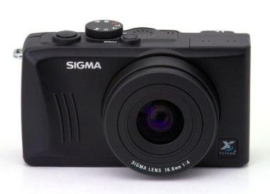Nueva camara Sigma