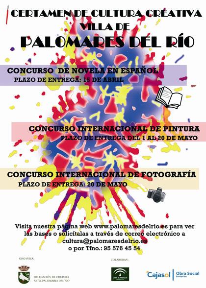 Certamen de Cultura Creativa Villa de Palomares del Río