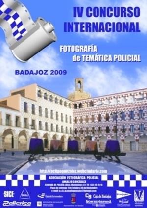 IV Concurso de fotografía de temática policíal
