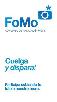 Concurso de Fotografía Móvil «Fomo»