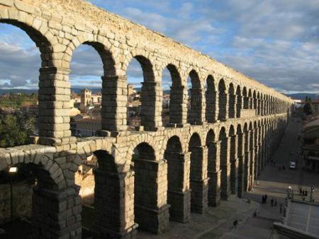 Fotografía colectiva en Segovia