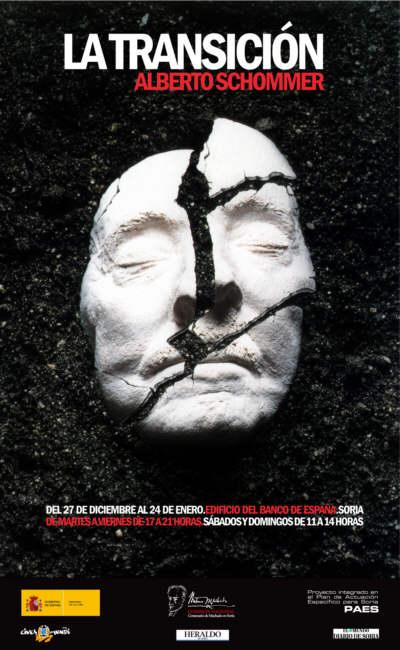 Exposición La Transición 1977-1988. Alberto Schommer