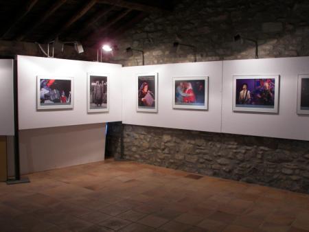 Exposición de fotografías en San Pablo